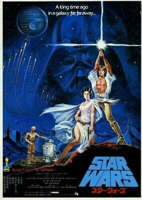 22 X 34 Lucas 2014 Movie 13828 Star Wars Episode Iv A New Hope Poster Art Art Posters