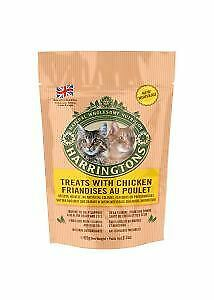 Harringtons Cat Treats With Chicken 65g [DCse 12] - 724010