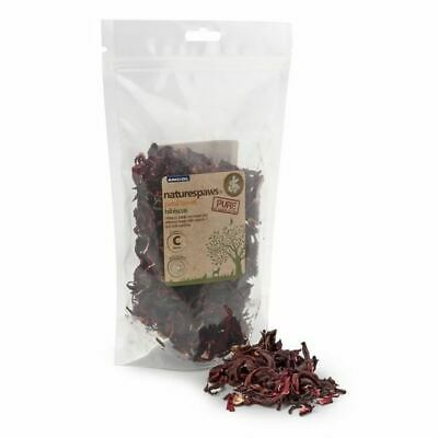 Ancol Natures Paws Hibiscus 100g - 261824