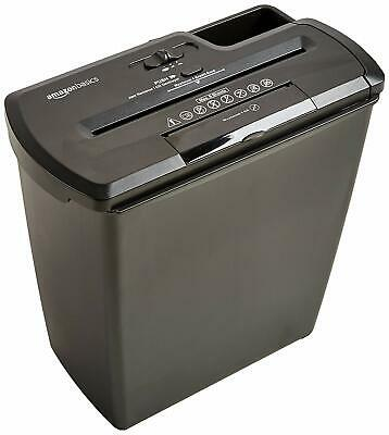 8-Sheet Paper Shredder Destroy CREDIT CARD, CD Business Office Home HEAVY DUTY