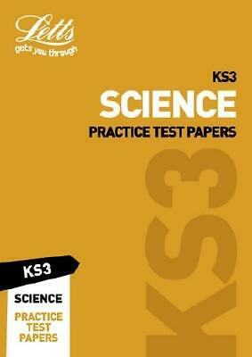 KS3 Science Practice Test Papers by Letts KS3