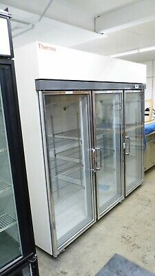 Revco Rec7504A19 78.8 Cu-Ft Triple Glass Door Lab Chromatography Refrigerator