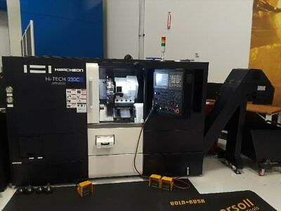 Hwacheon Hi-Tech 230C Cnc Turning Center B40288