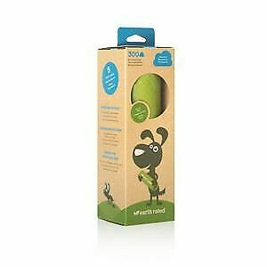 Earth Rated Poop Bags 300 Unscented on Single Roll - 39704