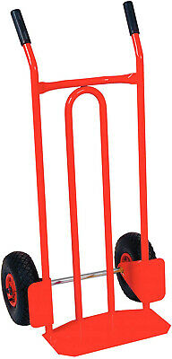 KS Tools 160.0225 Transport sack trolley with pneumatic wheels, 250kg