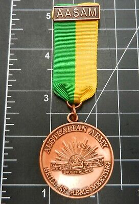 Australian ARMY SKILL AT ARMS MEDAL