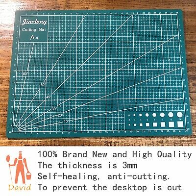 PVC Cutting Mat Single Self-Healing Pad Patchwork Tool Handmade