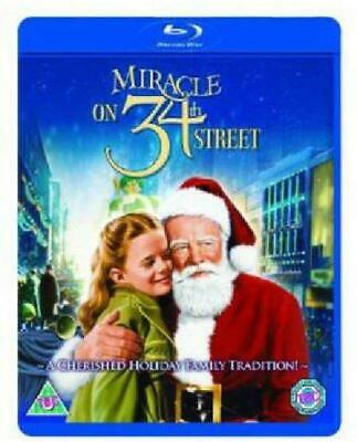 Miracle On 34th Street Blu Ray 1947 Rated Universal Suitable For All Multicolour