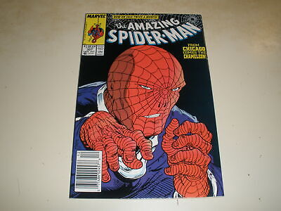 Marvel Comics AMAZING SPIDER-MAN #307 TODD MCFARLANE ART NEWSSTAND VARIANT