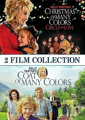 DVD Dolly Parton's Coat of Many Colors /Christmas of Many Colors: Circle of Love