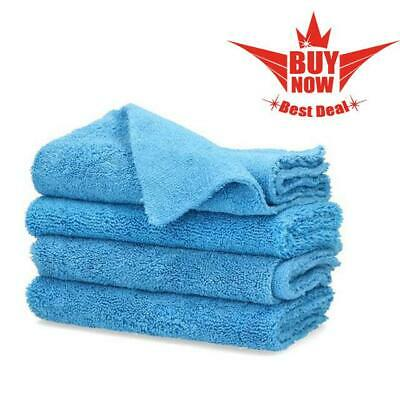 "Shinykings microfibre cleaning towel PREMIUM PROFESSIONAL ""xtrasoft""  4 towels e"