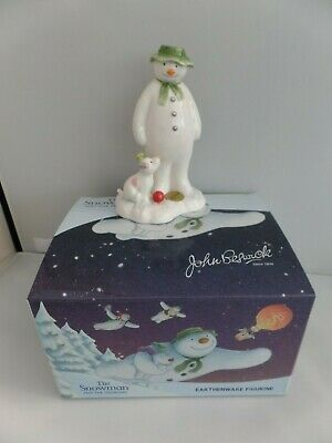 John Beswick The Snowman And The Snowdog Figure - BNIB