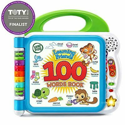 Educational Toys for Baby Preschool Learn For Toddlers Kids,100 Words Book