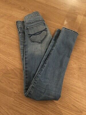 abercrombie and fitch Slim Skinny Jeans Age 10