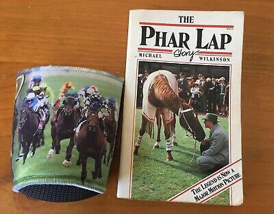 The Phar Lap Story , Melbourne Cup 2015 , Stubby Holder