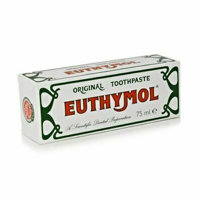 Euthymol Toothpaste Pack Of 12 Exp 02/2020 New