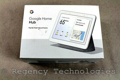 Google Home Hub With Google Assistant | Ga00516-Us | Chalk