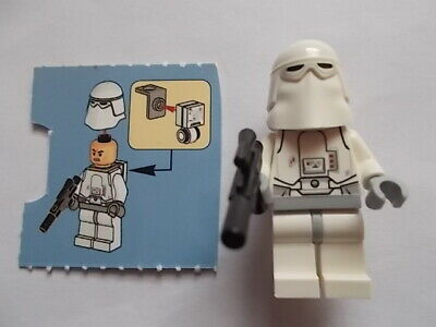 Lego Star Wars 75146 Adventskalender 2016 - SNOWTROOPER