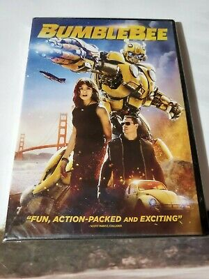 Transformers: Bumblebee (DVD, 2018) Brand New and Sealed USA