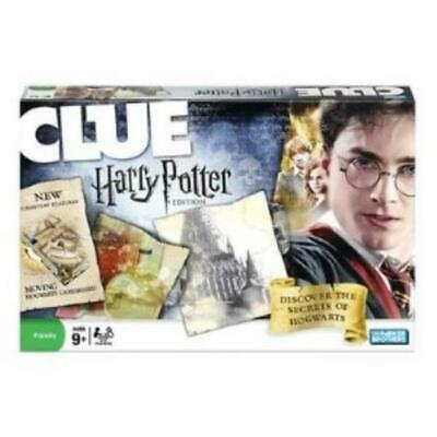 Parker Bros Boardgame Clue (Harry Potter Edition) Box EX