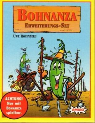 Amigo Boardgame Bohnanza Expansion Set (Revised Edition) Box SW