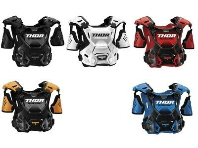 Thor Guardian Adult Chest Protector Roost Guard (Pick Color & Size)