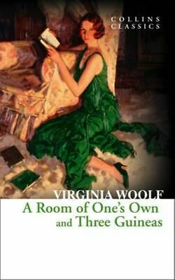 NEW 	A Room of One's Own and Three Guineas By Virginia Woolf Paperback