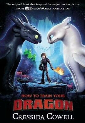 How to Train Your Dragon : Book 1, CD/Spoken Word by Cowell, Cressida, Like N...