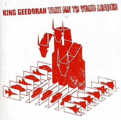 King Geedorah, King - Take Me to Your Leader [New CD]