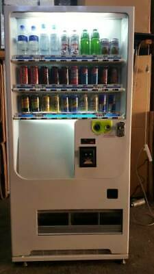 Sanyo High Capacity Cold Drink Machine