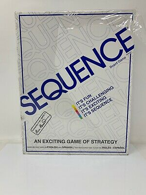 Sequence Board Game 1995  Jaxgames