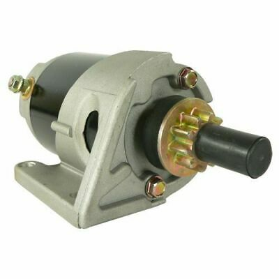 10615620-MO18S NEW Starter Replaces Johnson Electric 10615620
