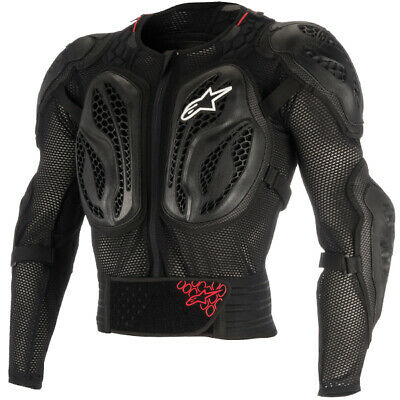 Alpinestars Bionic Action Bns Protection Jacket - Black Red