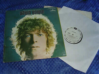 David Bowie ‎- Man Of Words / Man Of Music - RARE USA PROMO Vinyl LP 1969