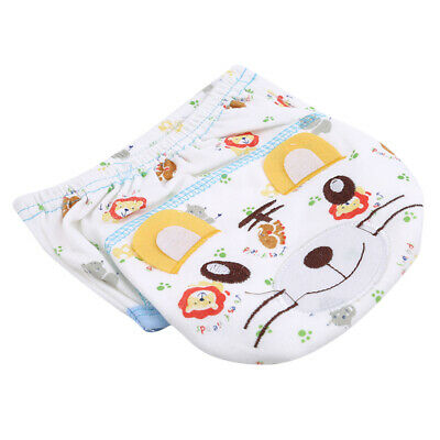 Baby Short Pants Animals Printing Toddlers Breathable Bread Pants Underwear BS