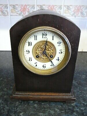 Edwardian Mantle Clock
