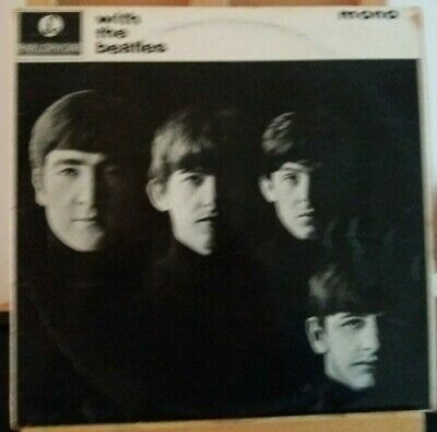 The Beatles -With The Beatles  Vinyl Lp Pmc1206