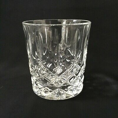 Waterford Marquis Markham Double Old Fashion Glass Lot Of 1