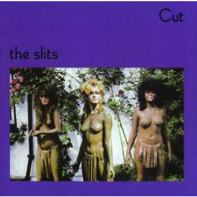 SLITS Cut LP VINYL Europe Island 2019 11 Track Repress With Inner Sleeve &