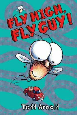 Fly High, Fly Guy!, School And Library by Arnold, Tedd, Brand New, Free shipp...