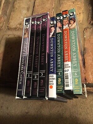 PBS Masterpiece: Downton Abbey Seasons 1-6 Complete Series Collection