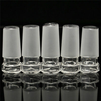 New Mini 5pcs 24/29 Laboratory Glass Stopper Lab Bottle Plug Chemistry Glassware