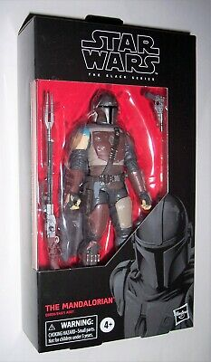 "Star Wars 6"" Black Series THE MANDALORIAN #94 Disney+ New Sealed Dmgd Pkg"