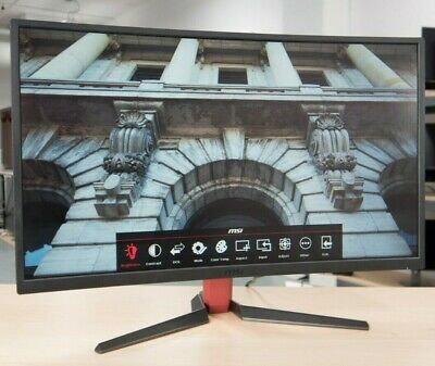 """MSI Optix MAG270VC 27"""" FHD Curved Gaming Monitor, 144Hz, Wide View, True Colors"""