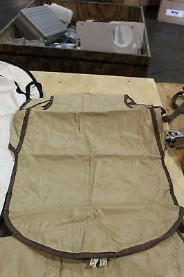 SHIELDING NU-LITEPLY-GARD Lead X-Ray Protection Apron BROWN