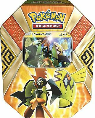 Coffret Pokemon - POKEBOX TOKORICO GX - Neuf sous Blister - FRANCAIS