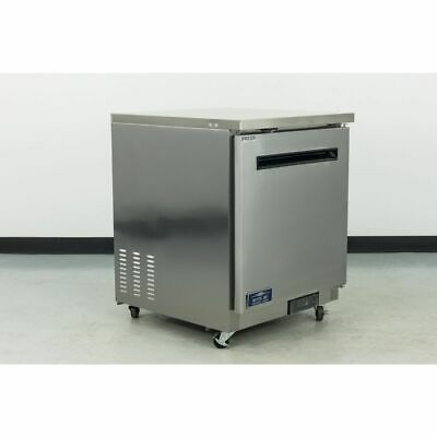Arctic Air Reach-In, One-Section Undercounter Freezer
