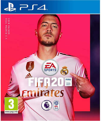 FIFA 20 (PS4) Edition: Standard new freepostage