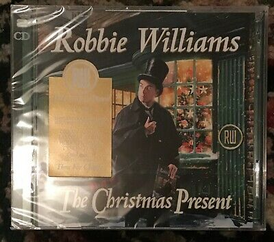 Robbie Williams The Christmas Present Cd Brand New And Sealed