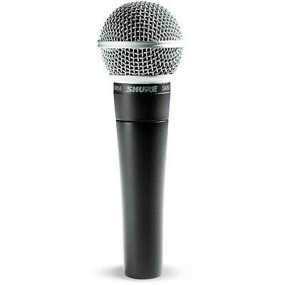 Shure SM58 Microphone with Cable